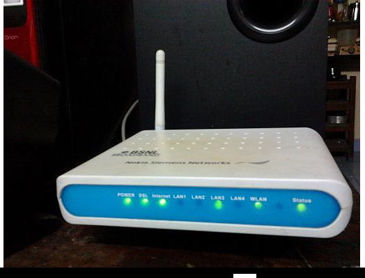 BSNL_Chennai_Broadband-s_Wi-Fi_modem_from_Nokia_Siemens_Networks