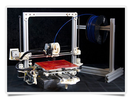 Bukobot_Reprap_3D_Printer