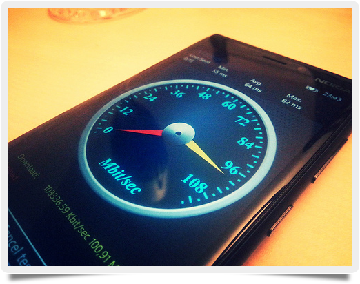 cell-phone_speed-test