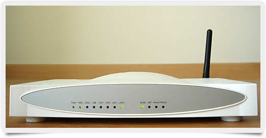 new-internet-router