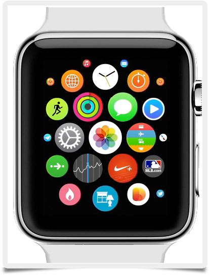Apple Watch: Bandwidth on your Wrist