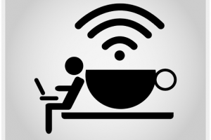 Coffee chains with the fastest bandwidth speed
