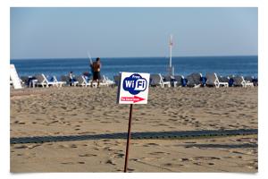 Free WiFi everywhere