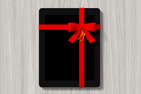 Holiday Tablet