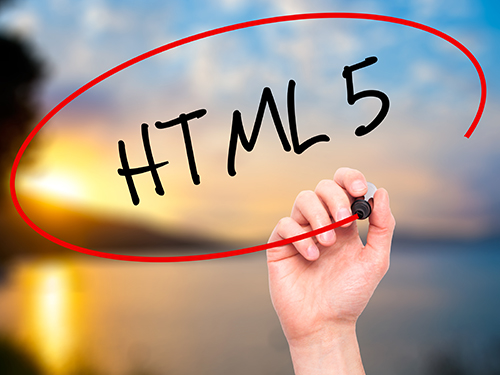 HTML5 over Flash