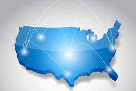 Google Fiber expansion map