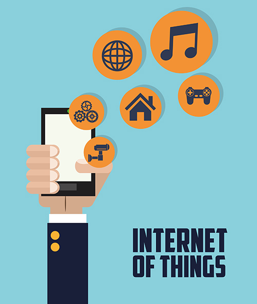 Internet of Things smartphone