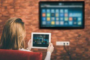 Comcast TV app